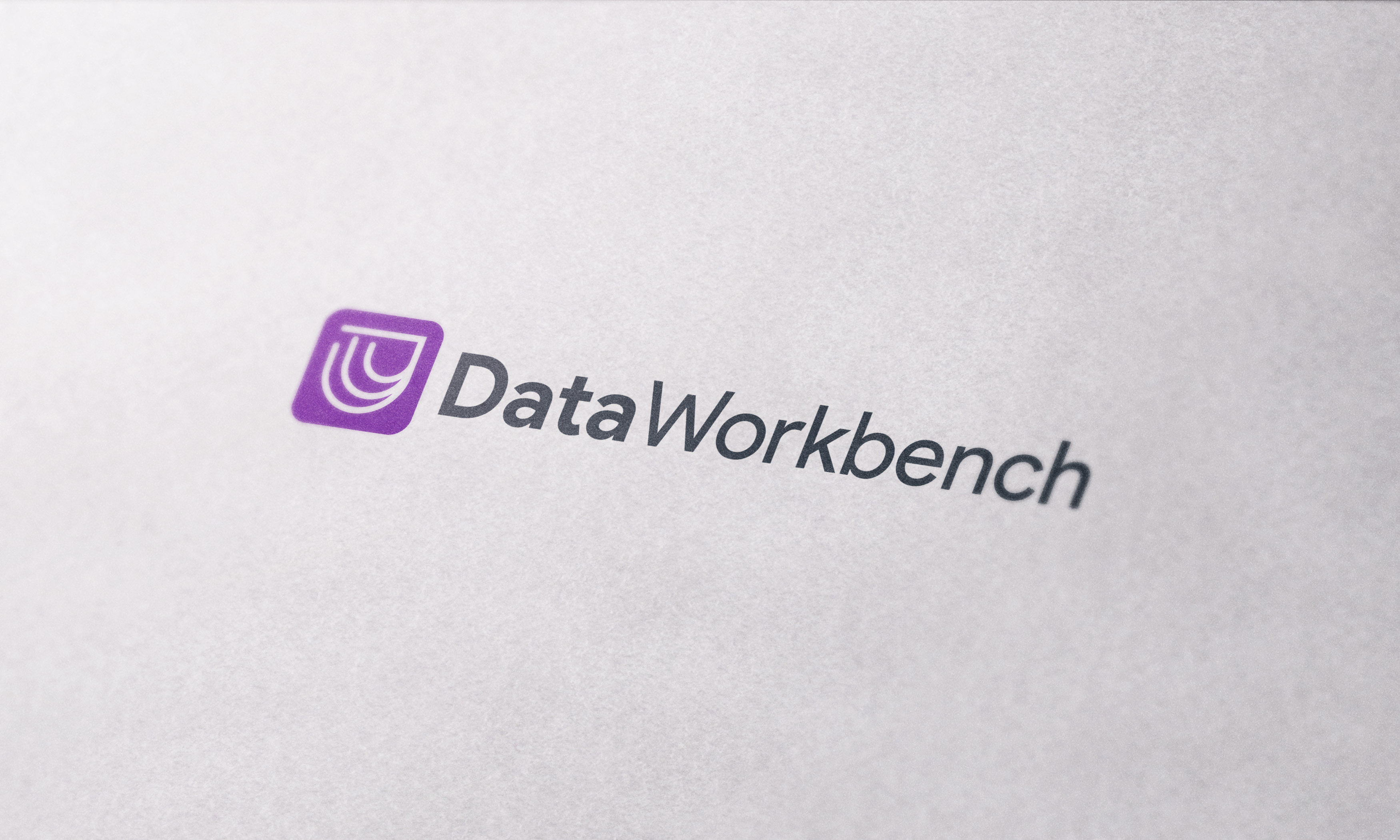 Why We Built the DataWorkbench